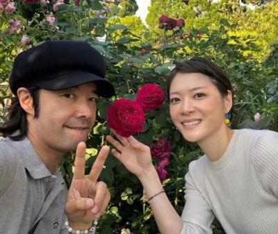 上野樹里と旦那の和田唱