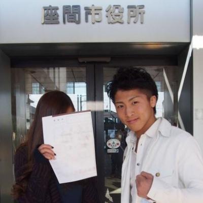 井上尚弥 嫁 神奈川県相模青陵高校 7年 交際 告白