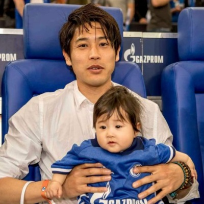 内田篤人と娘