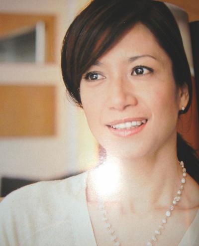 北澤豪の嫁の北澤恵理