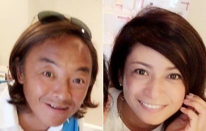 北澤豪と嫁の北澤恵理