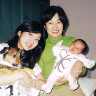 小野伸二の嫁とその子供
