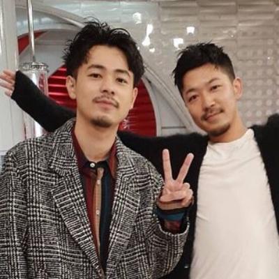 成田凌と兄の成田健人