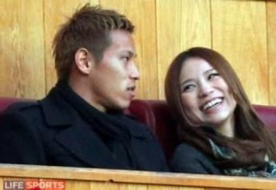 本田圭佑と嫁の本田美紗子