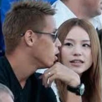 本田圭佑 嫁 結婚 決め手 じゅんいちダビッドソン ビデオメッセージ