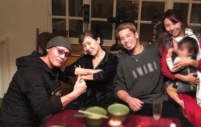 桃井かおりと氷室京介とマエケン
