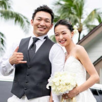 鈴木誠也と嫁の畠山愛理