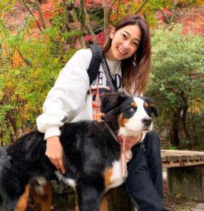 小野伸二の嫁の野田千恵子