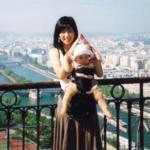 野田千恵子とその子供