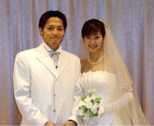 小野伸二と嫁の野田千恵子