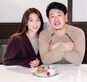 浅村栄斗と嫁の淡輪ゆき
