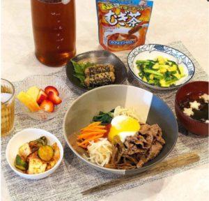 橋本あゆみが作った料理