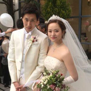鎌田大地と嫁の安莉紗