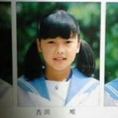 学生の時のyui